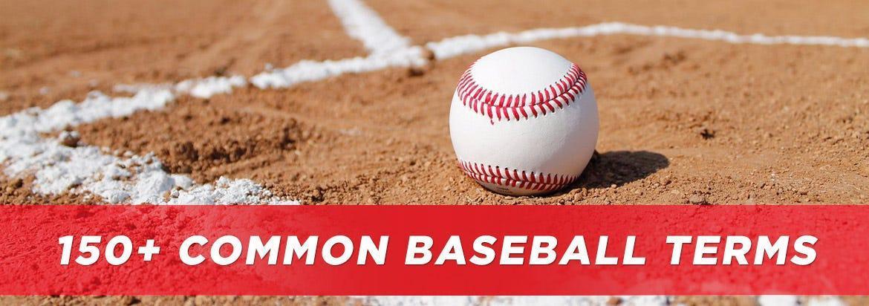 Common Baseball Terms