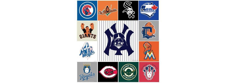 MLB x Star Wars Logos, Ranked