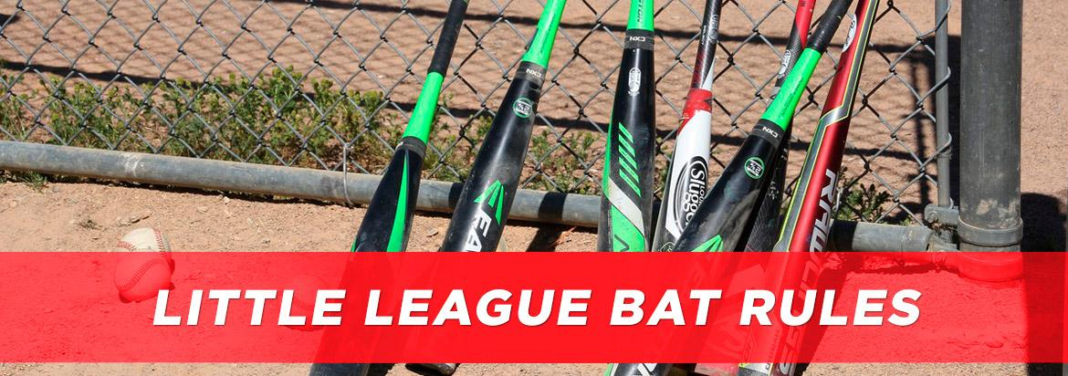 Little League Bat Rules: Approved Sizes, Changes & Regulations