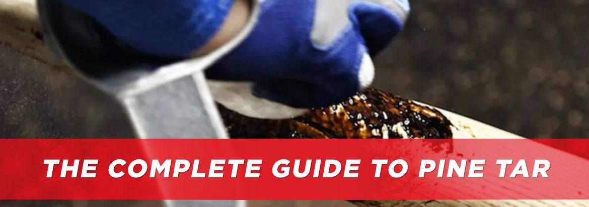 Pine Tar in Baseball: What It Does, Using It & Rules