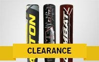 Clearance Adult Baseball Bats