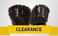 Clearance Baseball Gloves & Mitts