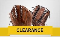 Clearance Slowpitch Softball Gloves & Mitts