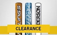 Clearance Youth Baseball Bats