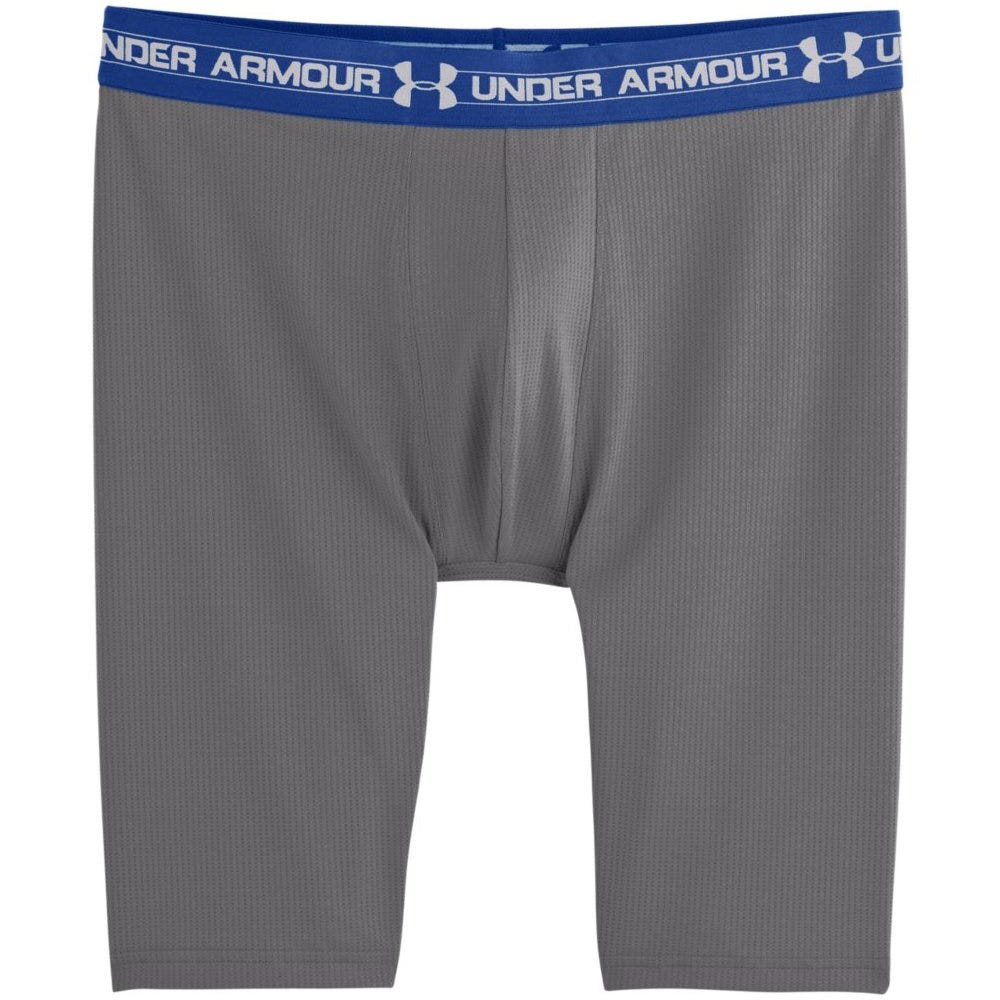 Under Armour Adult 9in. Mesh Boxer