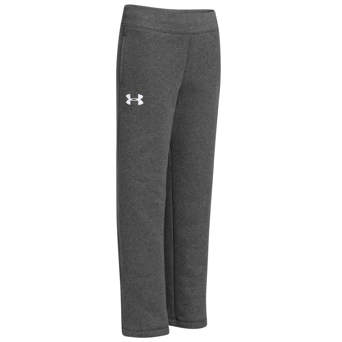 Under Armour Rival Cotton Youth Pant