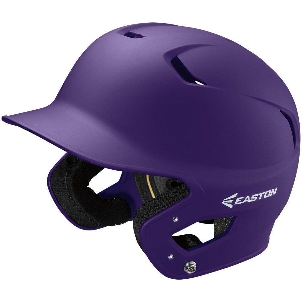 Purple MLB Baseball Fitted Batting Helmets Junior Grip - Easton Z5