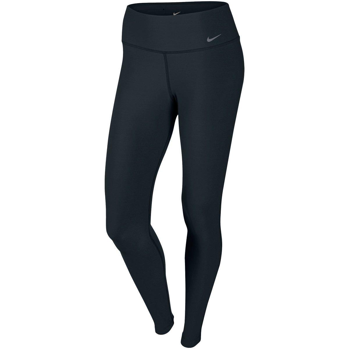Legend 2.0 Tight-Fit Softball Training Pants by Nike; Womens XL Black