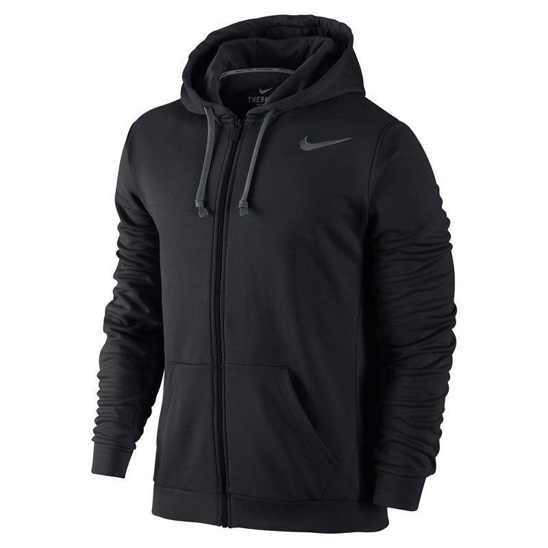 Nike Red KO 3.0 Sr. Full-Zip Training Hoody - Unisex Size Large