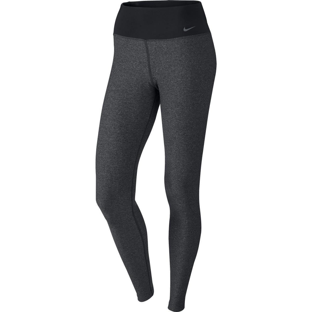 Nike Gray/Black Legend 2.0 Softball Training Pants - Womens Size XS