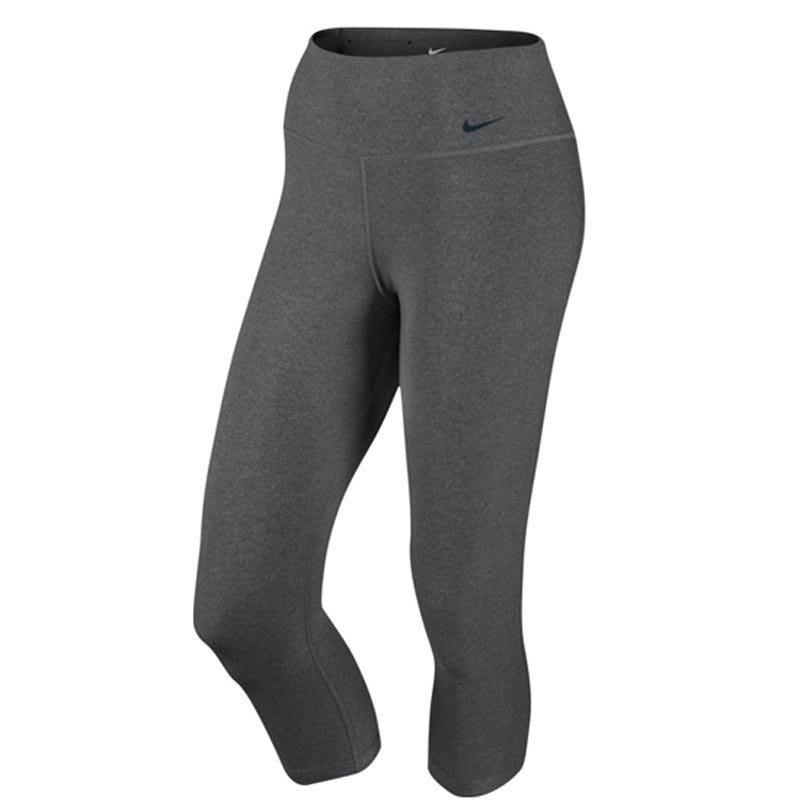 Legend 2.0 Poly Capri Pants by Nike; Womens Softball - X-Large Grey