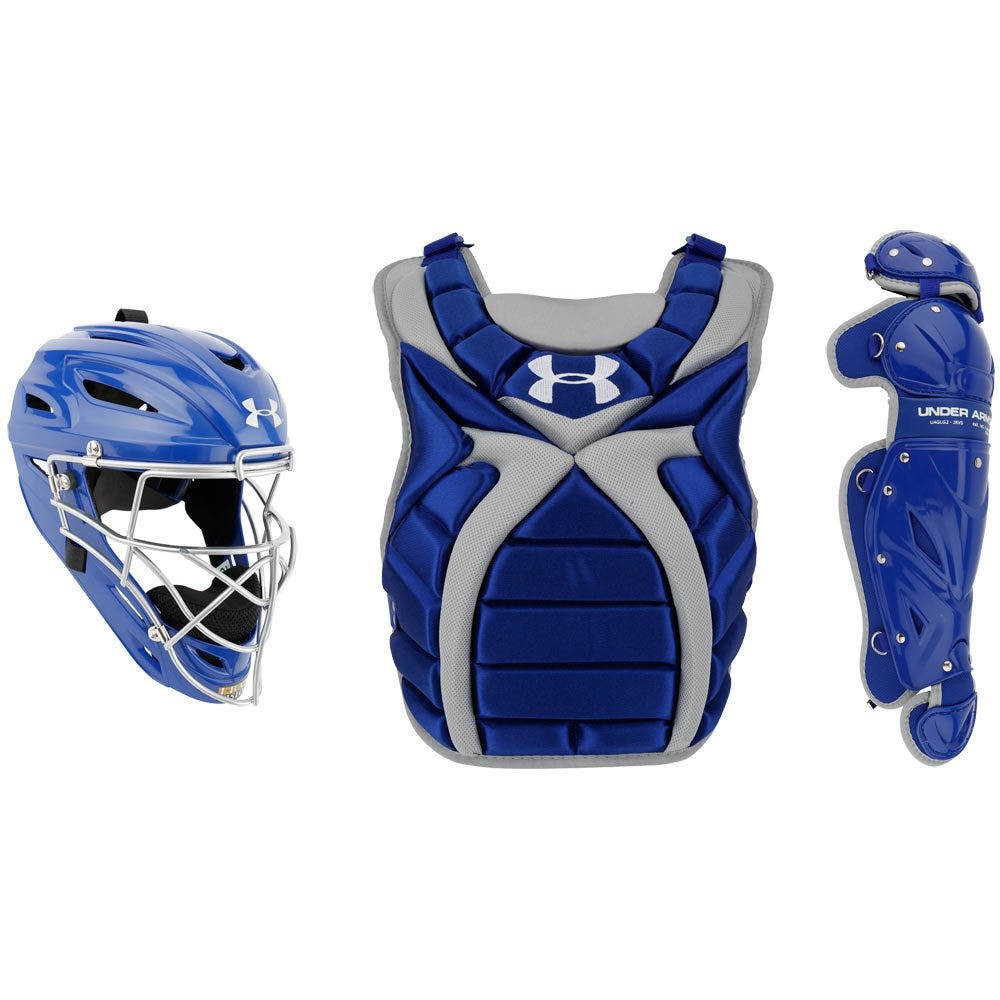 Under Armour Girl's Victory Series Kit 9-12