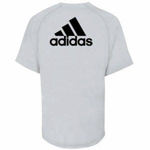 Adidas Back Logo Short Sleeve Youth Tee