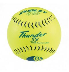 "Dudley Thunder SY 12"" USSSA Slowpitch Softball - 1 dozen"