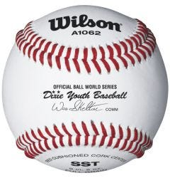 Wilson A1062 SST Dixie Youth League Baseball - Dozen