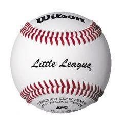 Wilson A1074 BLL1 Little League Season Play Baseball - 1 Dozen