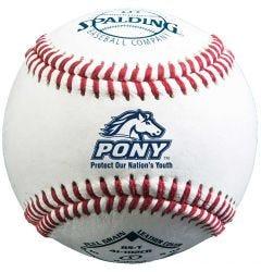 Dudley 41-102PB Pony Tournament Baseball - 1 dozen