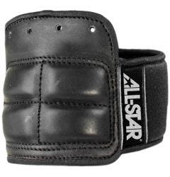All Star YG-2 3.5 Pro Lace on Catcher's Wrist Guard