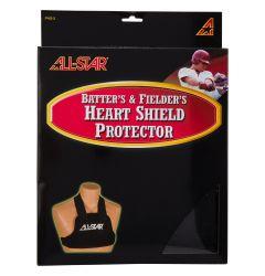 All Star PHS-2L Batter/Fielder Heart Shield Protector