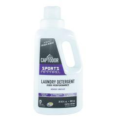 Captodor Odor Destroyer Sports Apparel Laundry Detergent - 900ml