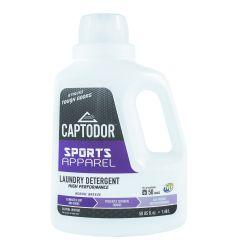 Captodor Odor Destroyer Sports Apparel Laundry Detergent - 1.48L