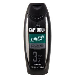 Captodor Pure Freshness Shower Gel - 13.5 oz