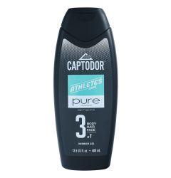 Captodor Ultra Freshness Shower Gel - 400ml