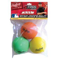 Rawlings 5-Tool Foam Hit Trainers - 3 Pack
