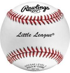 Rawlings RIF10 Little League League Training Baseballs - Dozen