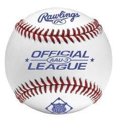 Rawlings AAU-3 Baseball - 1 Dozen