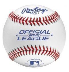 Rawlings ROLB1 Baseball - 1 Dozen