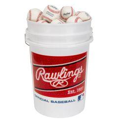 Rawlings Bucket W/30 ROLB1X Baseballs