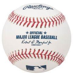 Rawlings Official MLB Baseball w/Case