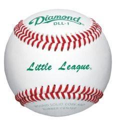 Diamond DLL-1 Baseball - 1 Dozen