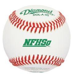 Diamond DOL-A NFHS Baseball - 1 Dozen