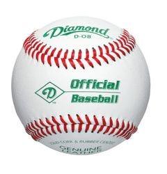 Diamond D-OB Baseball - 1 Dozen