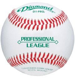 Diamond D1-PRO DS Pro/College Baseball - 1 dozen