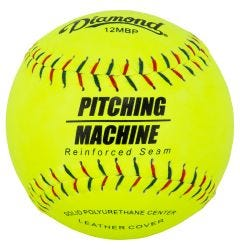 Diamond 12MBP Machine Batting Practice Softball - 1 Dozen
