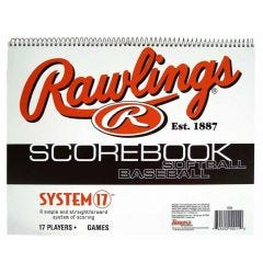 Rawlings System 17 Scorebook