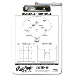Rawlings System 17 Coach's Clipboard
