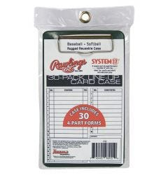 Rawlings System 17 Line-Up Card Case