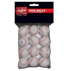 """Rawlings 5"""" Tape Balls - 12 pack"""