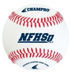 Champro CBB-HSJ NFHS Specifications Baseball - 1 Dozen