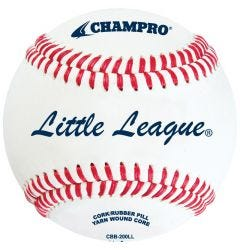 Champro CBB-200LL Little League Game Baseball - 1 Dozen