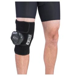Ice20 Single Large Knee Compression Wrap