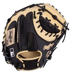 "Rawlings Heart of the Hide Yadier Molina Game Day Model PROYM4BC 34"" Baseball Catcher's Mitt"