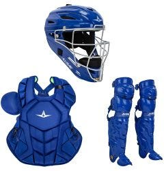 All Star System 7 Axis Pro Adult Catcher's Kit - 2020 Model