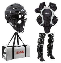 All Star CK1216PS Player Series Intermediate Catcher's Kit - 2019 Model
