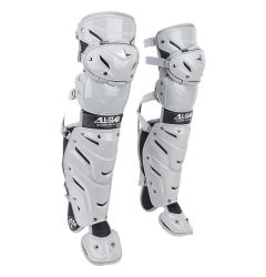 All Star System 7 Axis Intermediate Baseball Catcher's Leg Guards