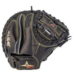 "All-Star Pro Elite 33.5"" Baseball Catcher's Mitt"